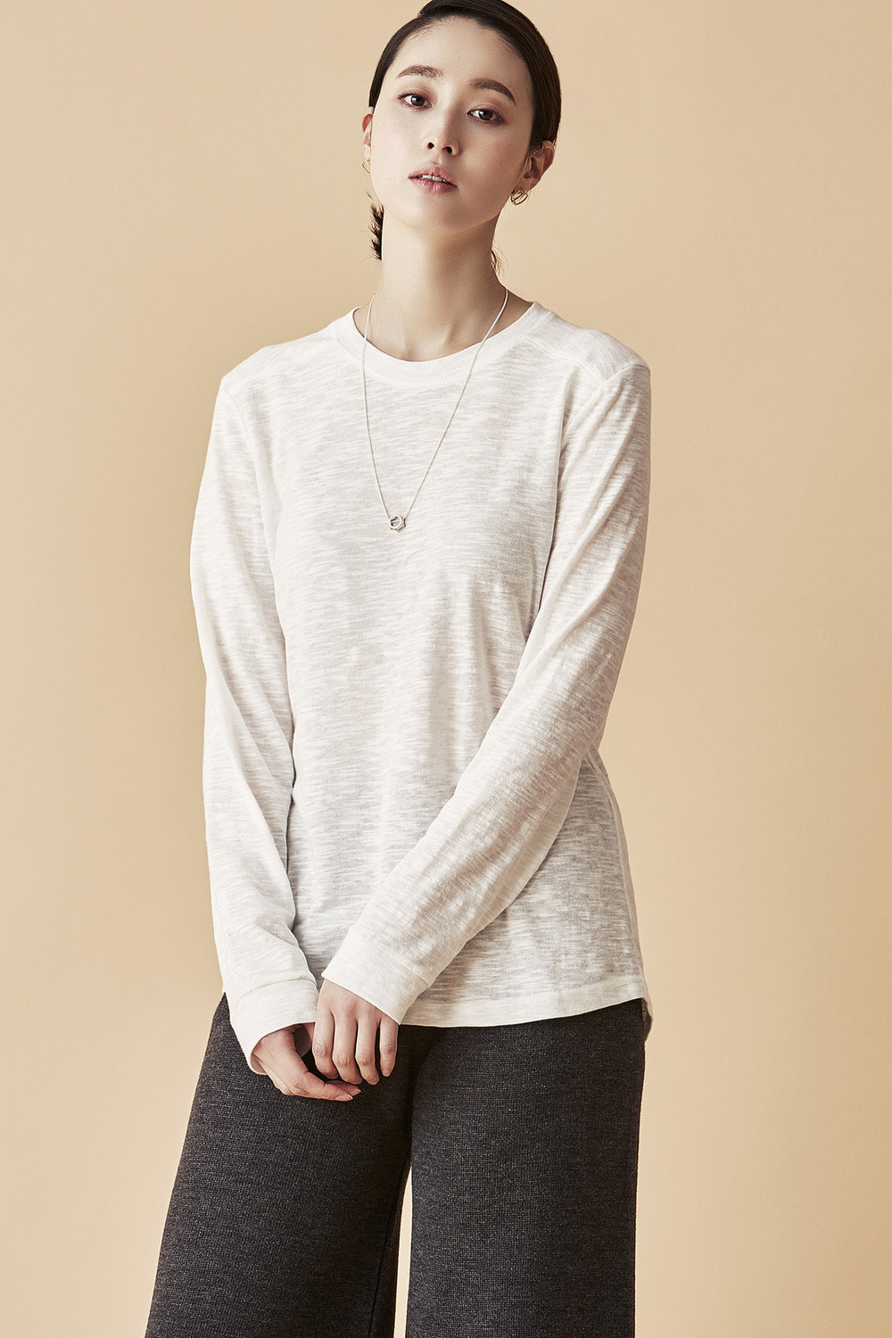 Atelier Slub Cotton Tee