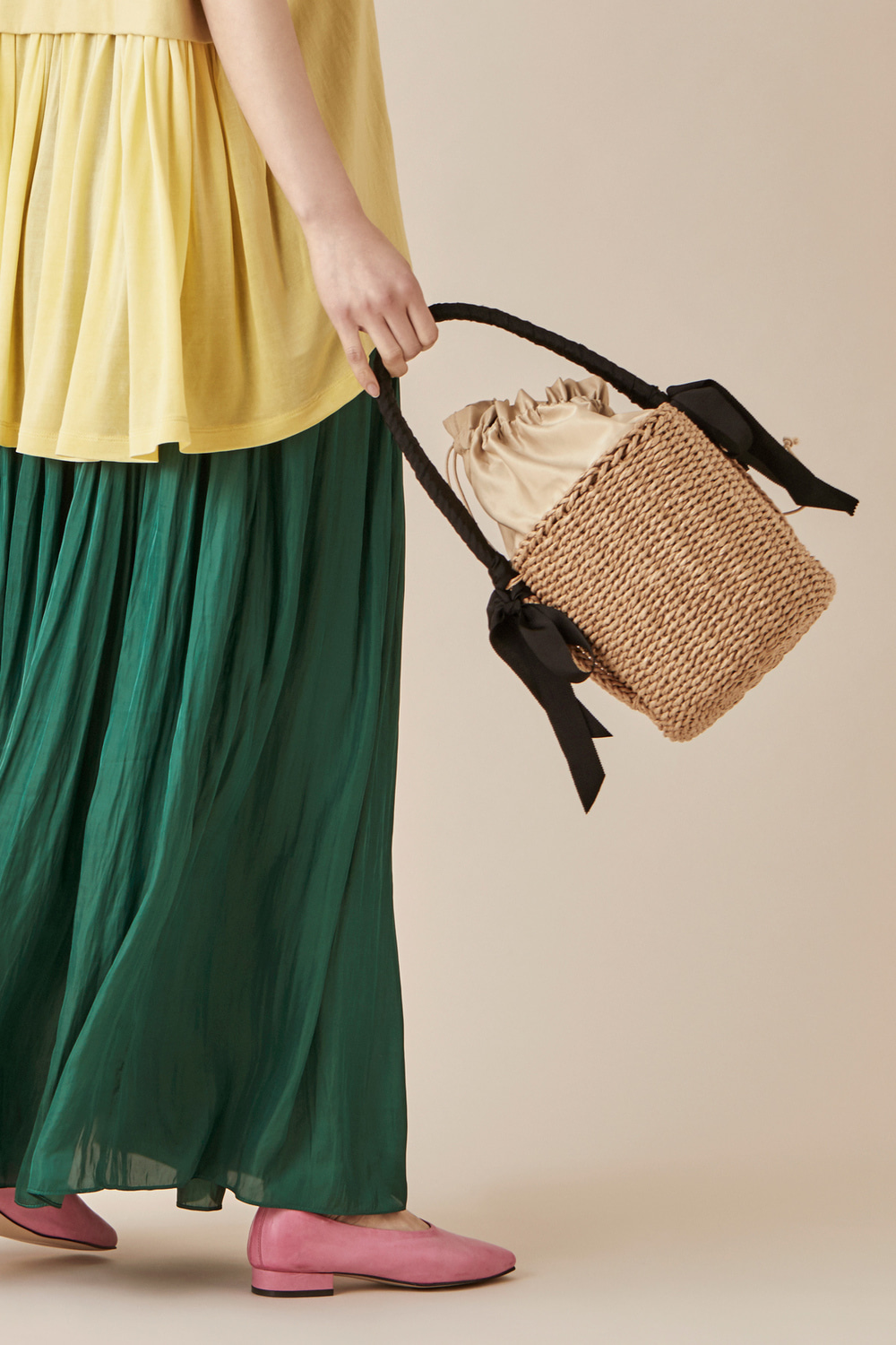Weekend Rattan Bag (Coming Soon)