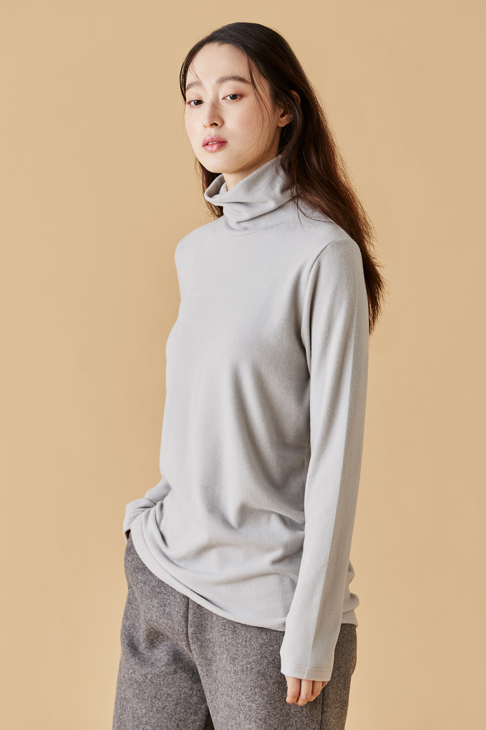 Winter Turtleneck Tee