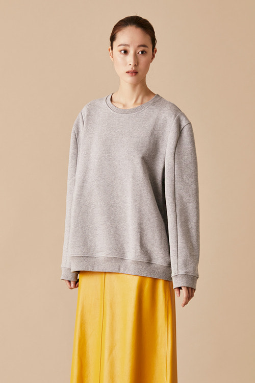 Lamb Sleeve Sweat Top
