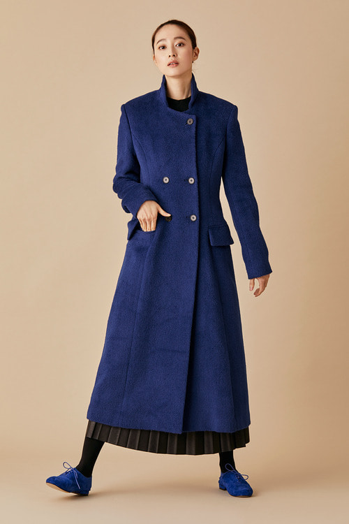 Alpaca Wool Princess Coat